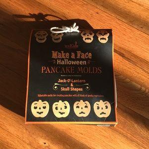 WS Kids Halloween Pancake Molds